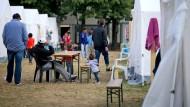 Ostdeutsche Regierungschefs lehnen zusätzliche Flüchtlinge ab