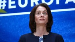 """Von der Leyen für SPD-Abgeordnete """"Stand jetzt"""" unwählbar"""