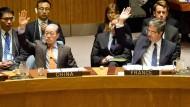 Sicherheitsrat verabschiedet französische Anti-IS-Resolution