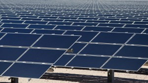 Solarkrise belastet den Markt