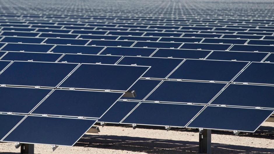 Kein Vertrauen mehr: Investoren setzen weniger auf Solarenergie