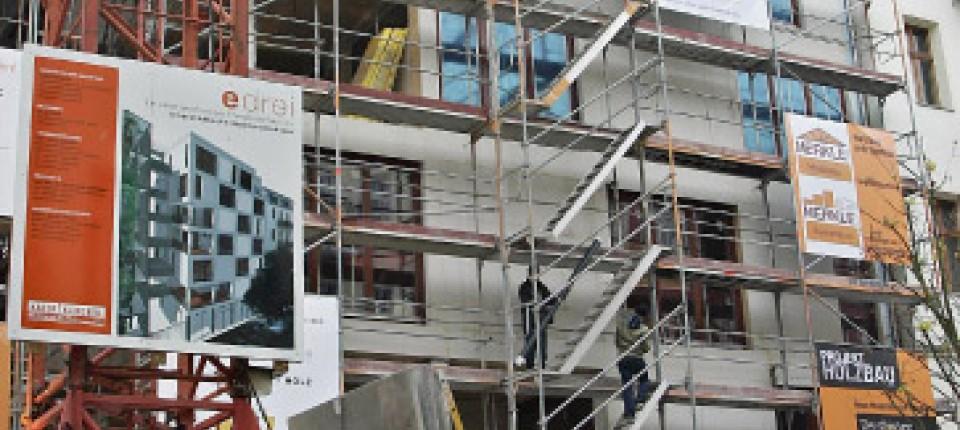 Baustoffe Ein Holzhaus Mit Sieben Stockwerken Wohnen Faz