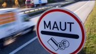 EU plant offenbar Klage gegen Pkw-Maut