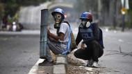 Millionen streiken in Venezuela