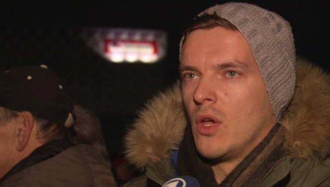 Ein RTL-Reporter als Pegida-Demonstrant