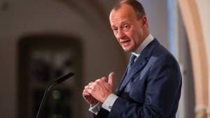 Wo es in der CDU wegen Merz brodelt