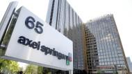 BND soll Axel Springer bespitzelt haben