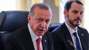Erdogans Schwiegersohn will als Finanzminister zurücktreten