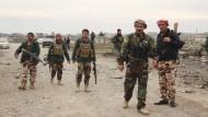 Kurden durchbrechen Belagerung im Nordirak