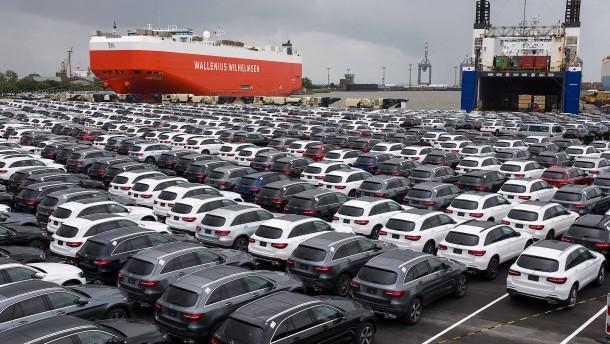 Daimler muss 170.000 weitere Diesel zurückrufen
