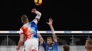 Kein Champions-League-Platz für United Volleys