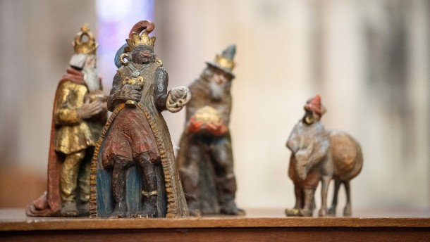 Krippenfiguren aus Ulmer Münster kommen ins Museum