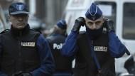 Terroristen wollten offenbar Polizisten ermorden