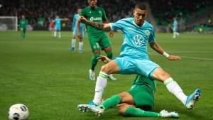 Wolfsburg hält sich weiter schadlos