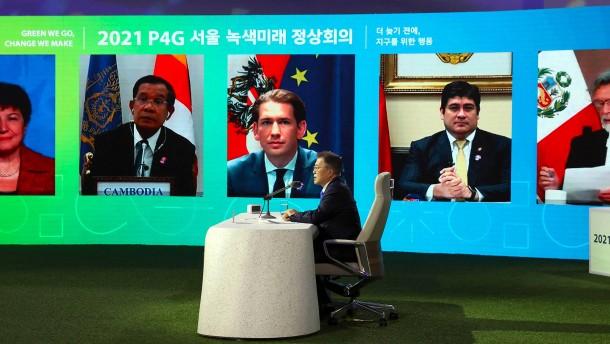 Eröffnungsvideo bei Klimakonferenz in Seoul zeigt Pjöngjang