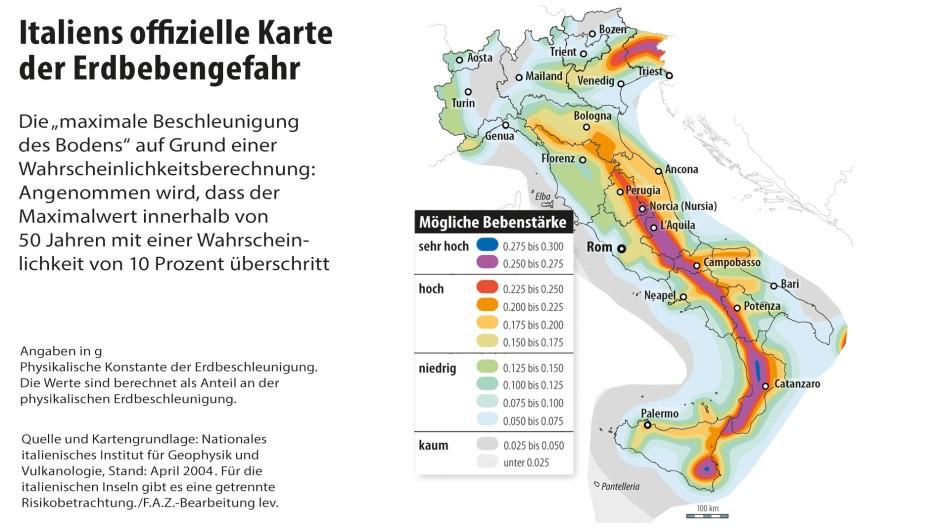 Bilderstrecke zu: Erdbeben in Italien: Deutschland sagt ...