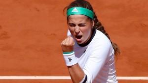 Überraschungshalbfinale in Paris