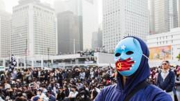 Spannungen zwischen China und Amerika nehmen zu