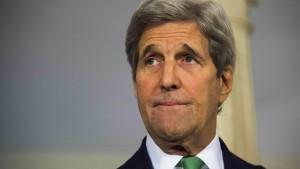 Kerry schämt sich für Amerika
