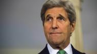 Der amerikanische Außenminister John Kerry sorgt sich um den Ruf seines Landes.