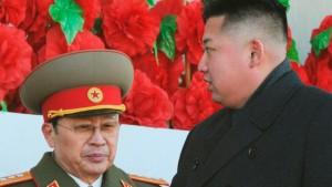 Kim Jong-un setzt mächtigen Onkel ab