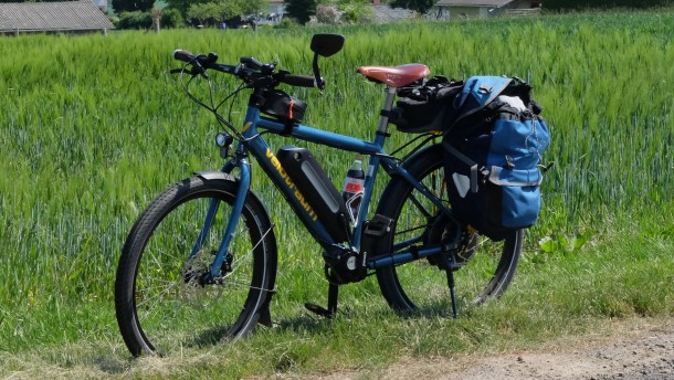 e bike mit neodrives motor von alber ist der ruf erst. Black Bedroom Furniture Sets. Home Design Ideas