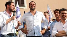 Viele Italiener trauen den Versprechen nicht
