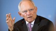 Griechenland wirft Schäuble unredliches Verhalten vor