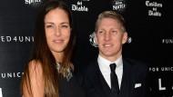 Ana Ivanovic und Bastian Schweinsteiger: Schon werden die ersten Eheprobleme vorhergesagt.