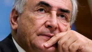 Ermittlungen gegen Strauss-Kahn wegen Sex-Partys