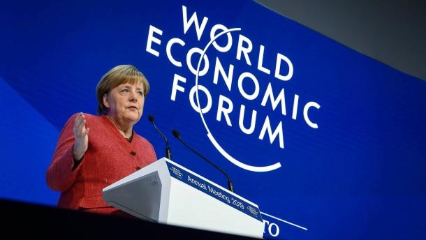 Merkel fordert Reformen für die globale Ordnung