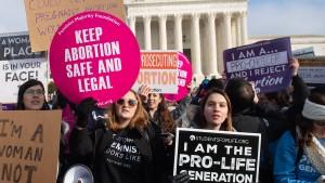 Alabama stimmt für fast vollständiges Abtreibungsverbot