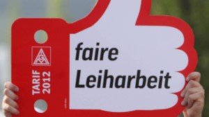 SPD will neue Regeln für Zeitarbeit und Werkverträge