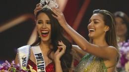 24-jährige Philippinerin zur Miss Universe gekürt