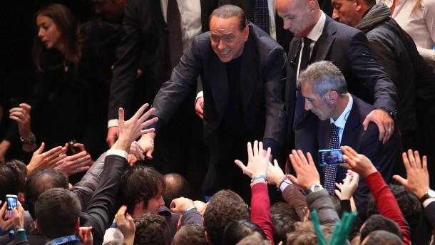 Napolitano lehnt Begnadigung Berlusconis ab