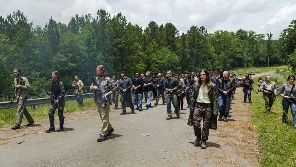 Die Zombie-Apokalypse will nicht enden