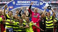Huddersfield am Ziel aller Träume