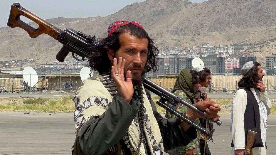 Die Taliban als Völkerrechtssubjekt