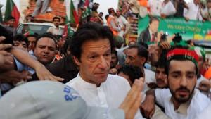Imran Khans Drohnenkrieg