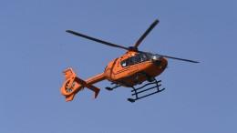 Mann stirbt bei Badeunfall – Motorradfahrerin nach Unfall leicht verletzt