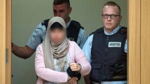 Ehefrau eines IS-Kämpfers in Stuttgart verurteilt