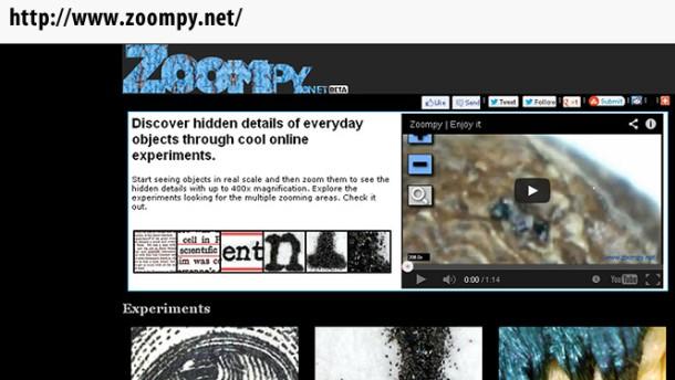 Infografik / http://www.zoompy.net/