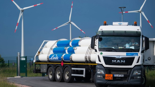 Zwei Milliarden Euro für die Wasserstofftechnik