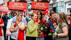 Mitte-Links-Block Favorit bei Parlamentswahlen