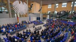 Opposition kritisiert Haltung der Bundesregierung
