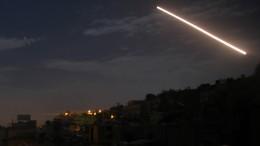 Israel gibt Beschuss iranischer Ziele zu
