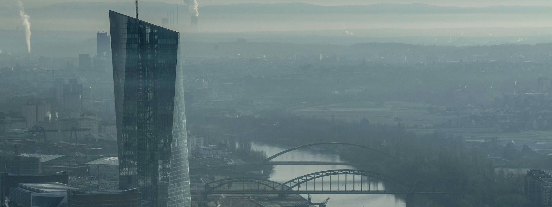 Warum es den EZB-Neubau beinahe nicht gegeben hätte