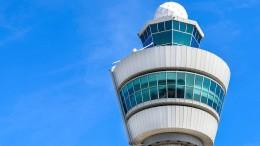 Pilot löst versehentlich Großalarm am Amsterdamer Flughafen aus