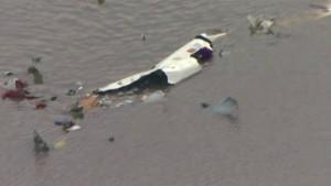 Frachtflugzeug in Texas abgestürzt