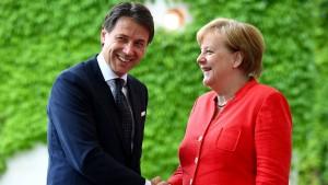 Italien will Dublin-System überwinden